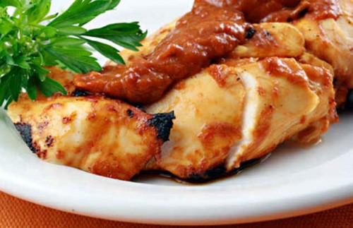 блюда на второе с куриной грудкой рецепты с фото #12
