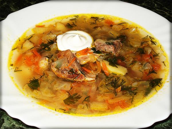 Рецепт щей из свежей капусты с курицей пошаговый рецепт с фото