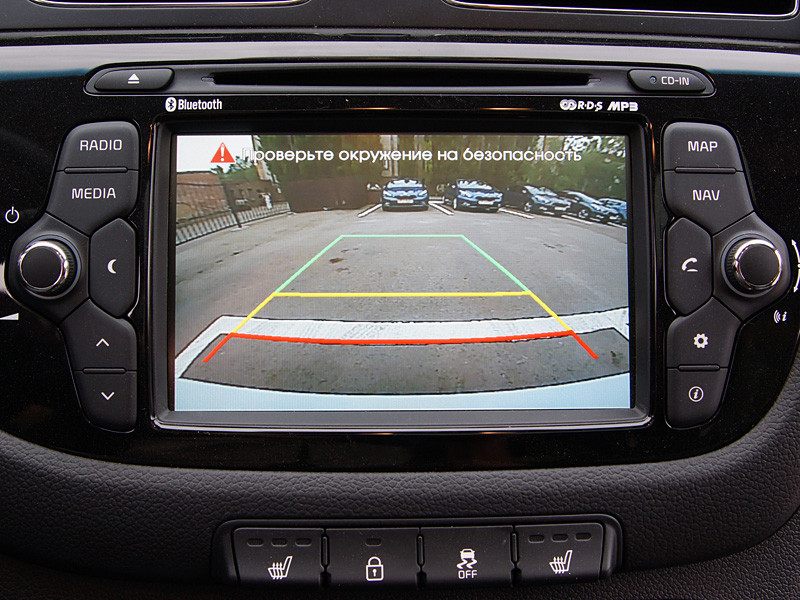 Камера заднего вида в авто своими руками