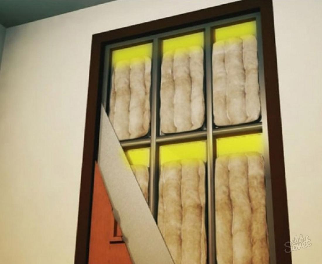 установка металлические двери с шумоизоляцией