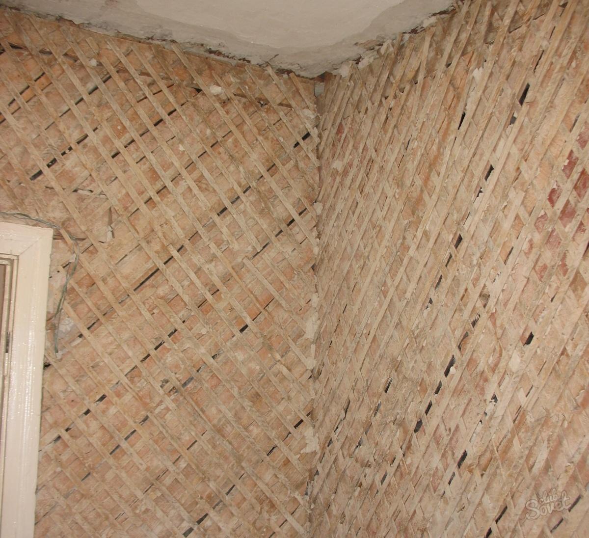 Как отремонтировать потолок из дранки? 81