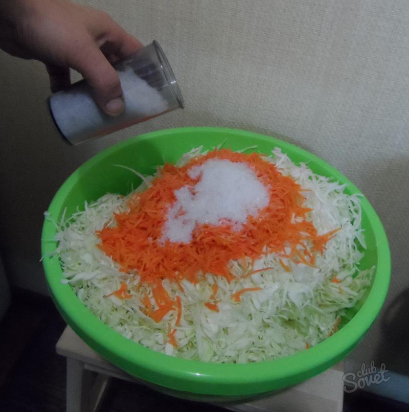 Как готовить квашеную капусту в домашних условиях
