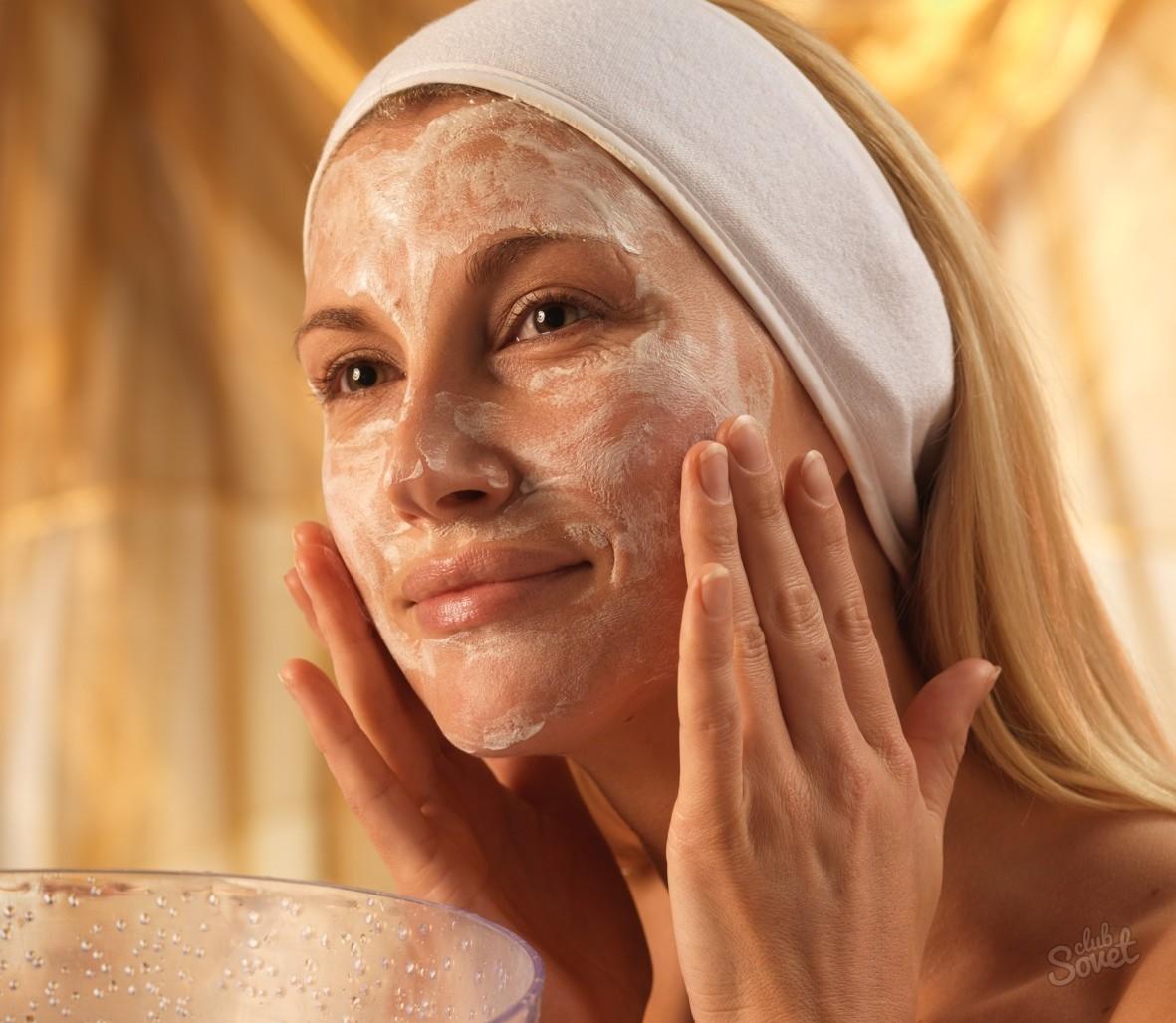 Омолаживающие маски для лица и шеи в домашних условиях 30