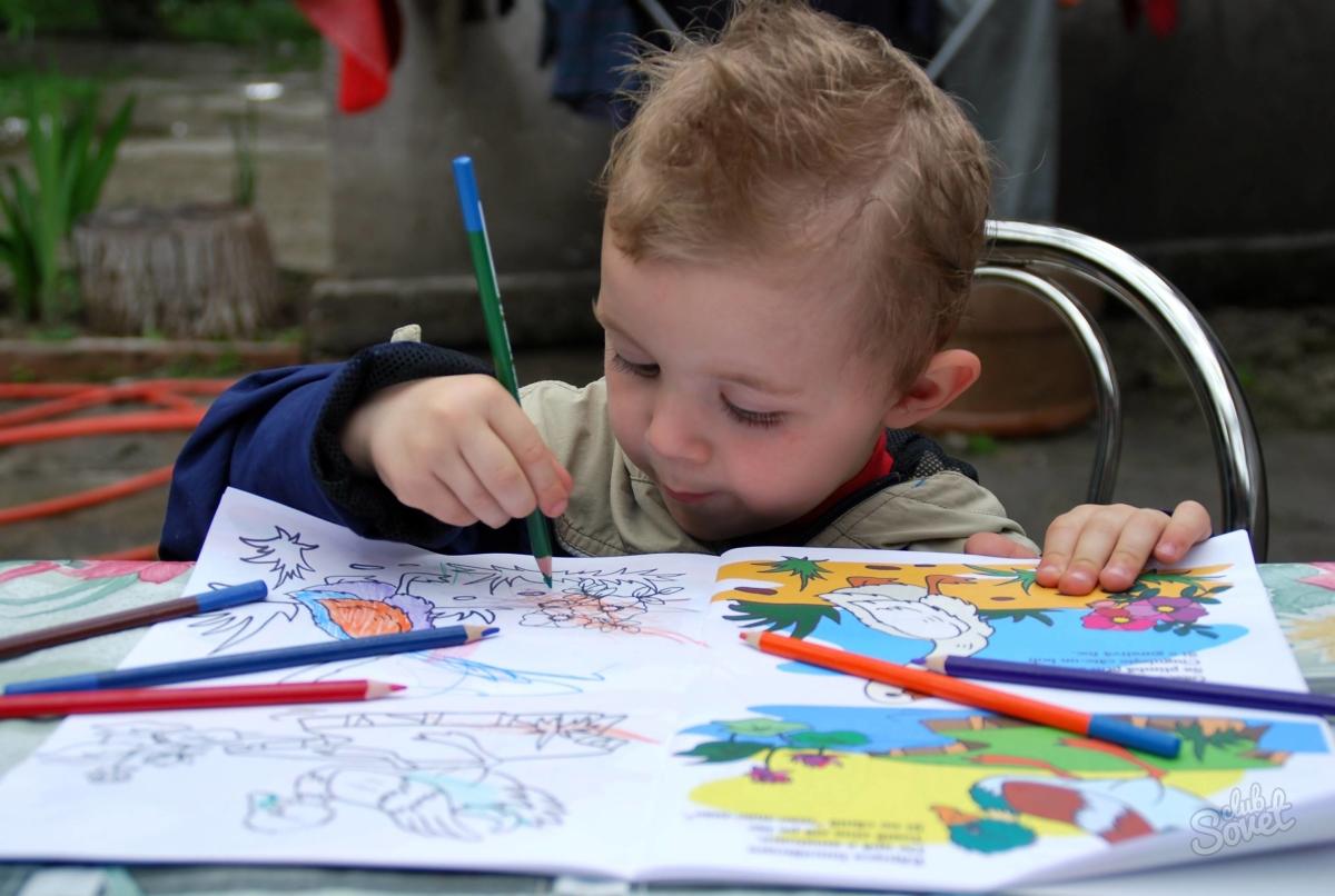 Учат мальчика заниматься 3 фотография