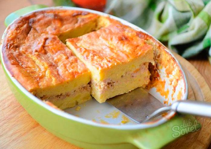Картофельная запеканка как в садике в духовке рецепты с пошагово