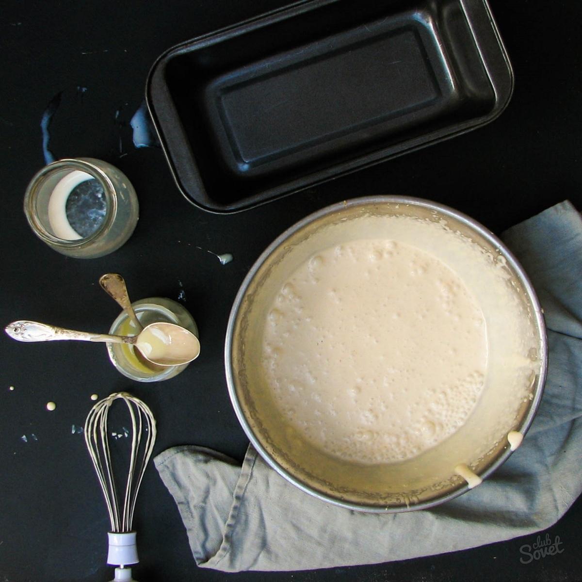 Как сделать домашнее мороженое из сухого молока7