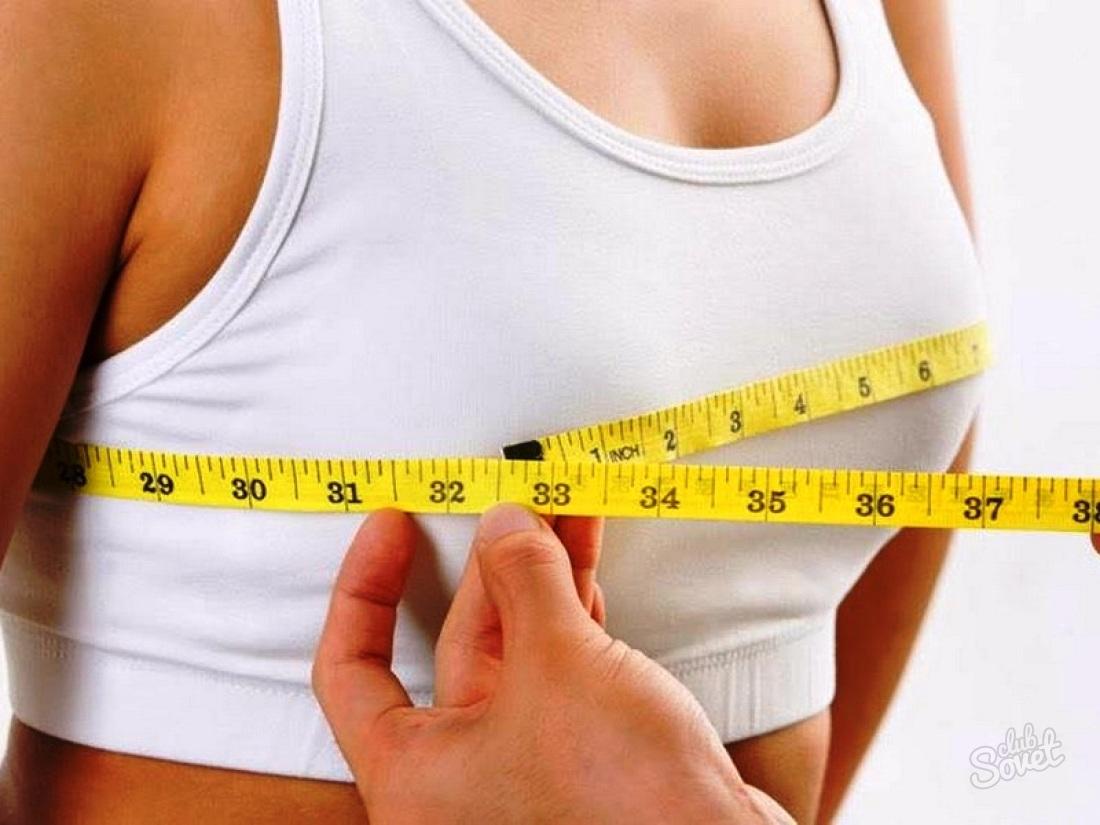 Советы по увеличению груди