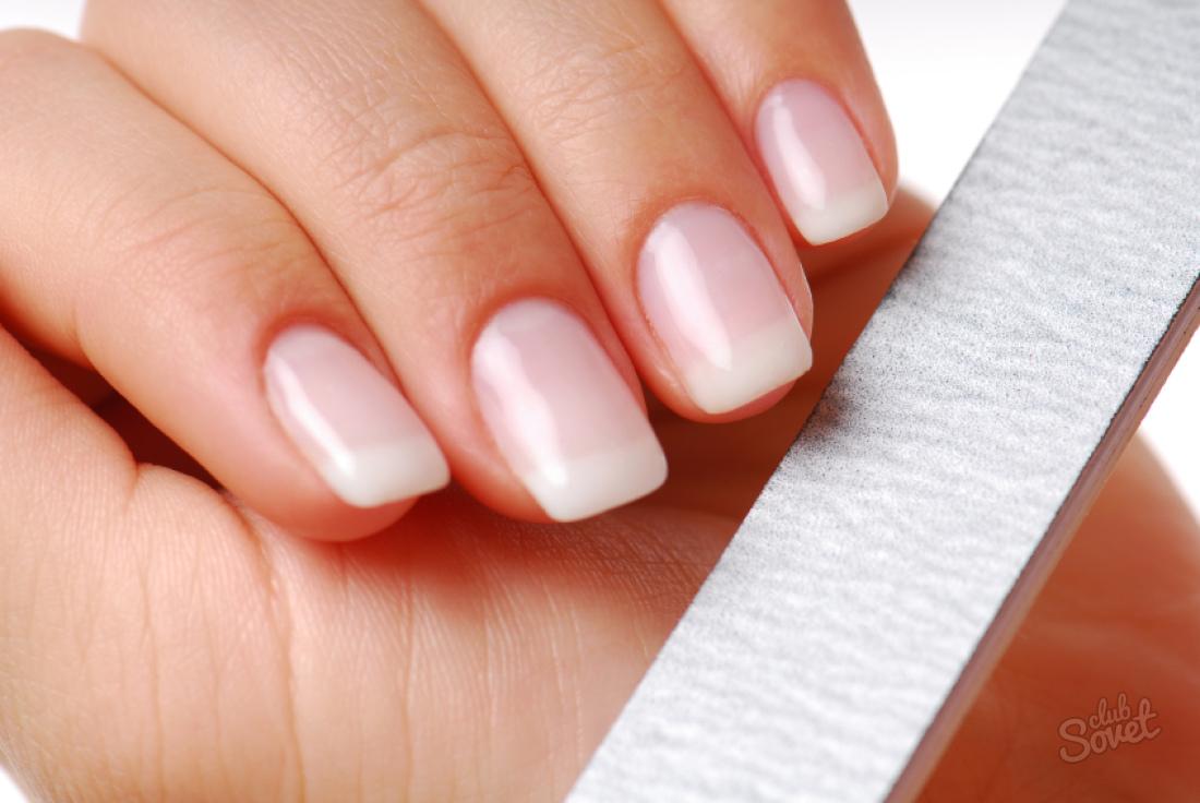 Как сделать хороший маникюр если ногти короткие