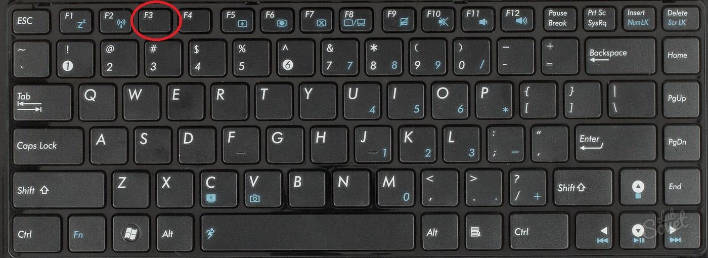 Не работает кнопка fn на ноутбуке acer