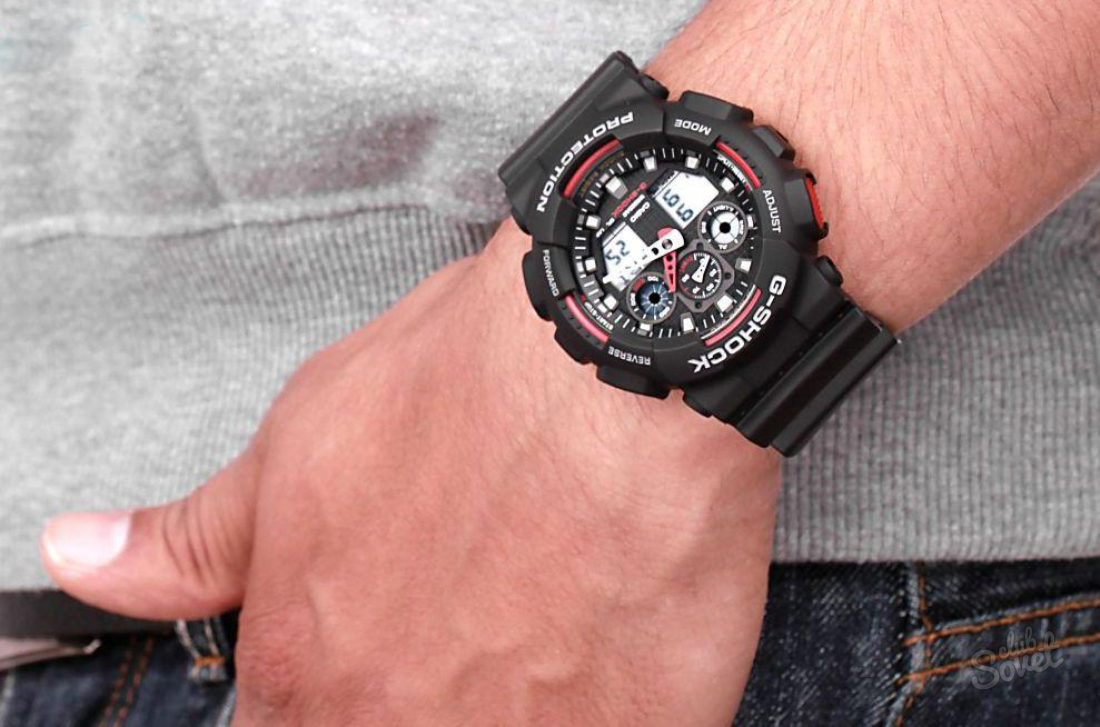 инструкция на g-shock protection
