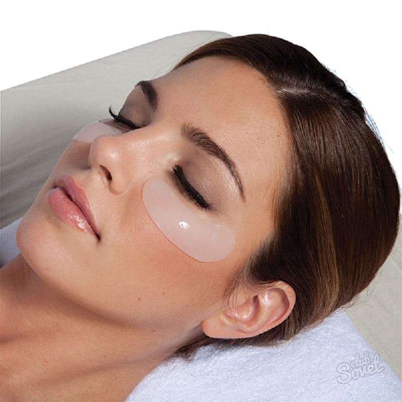 Лифтинг маска под глаза в домашних условиях