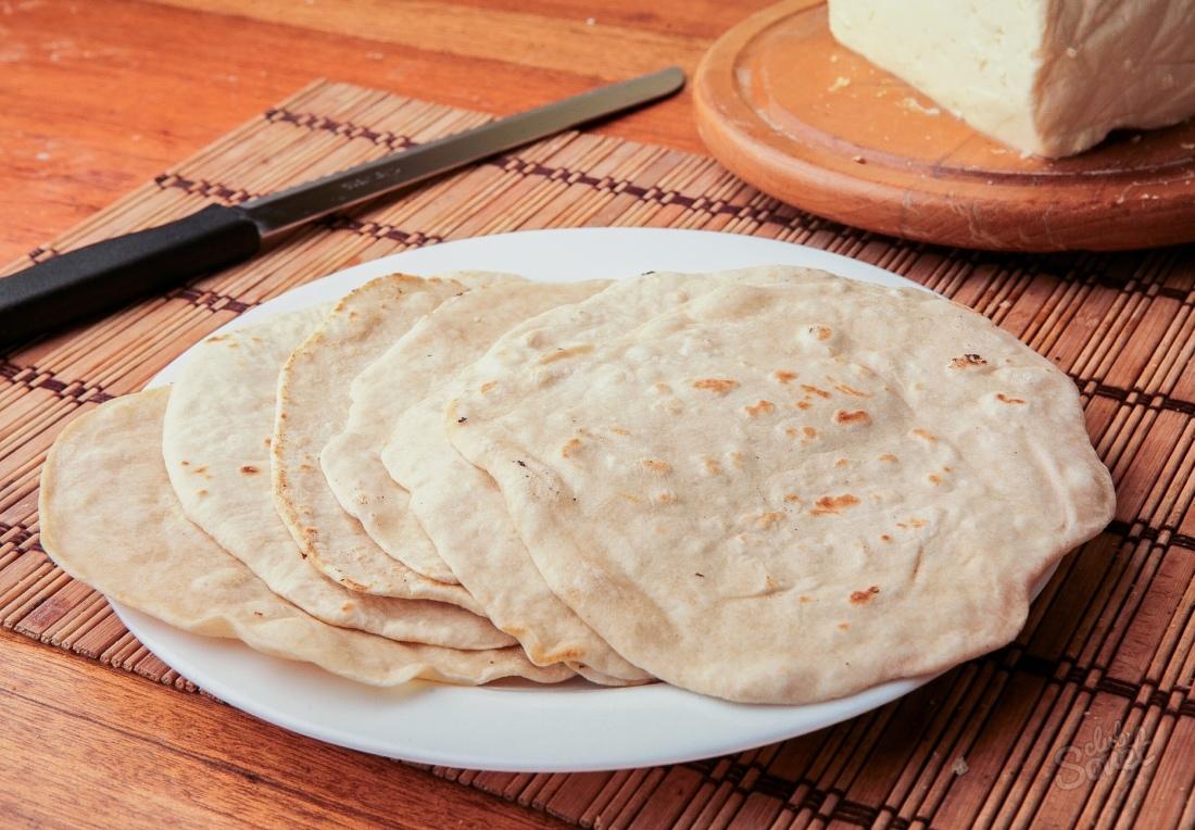 Рецепты с мексиканскими лепешками с фото пошагово