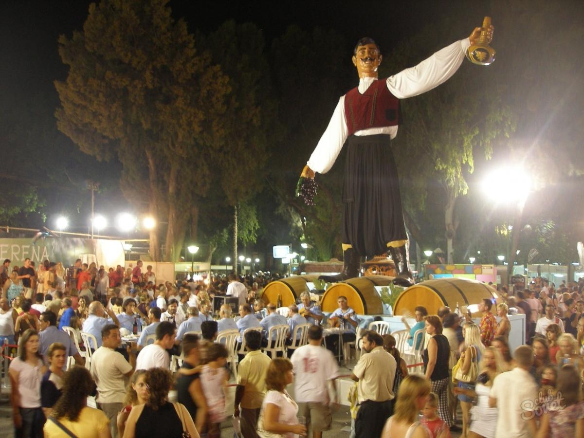 Кипр праздники в августе