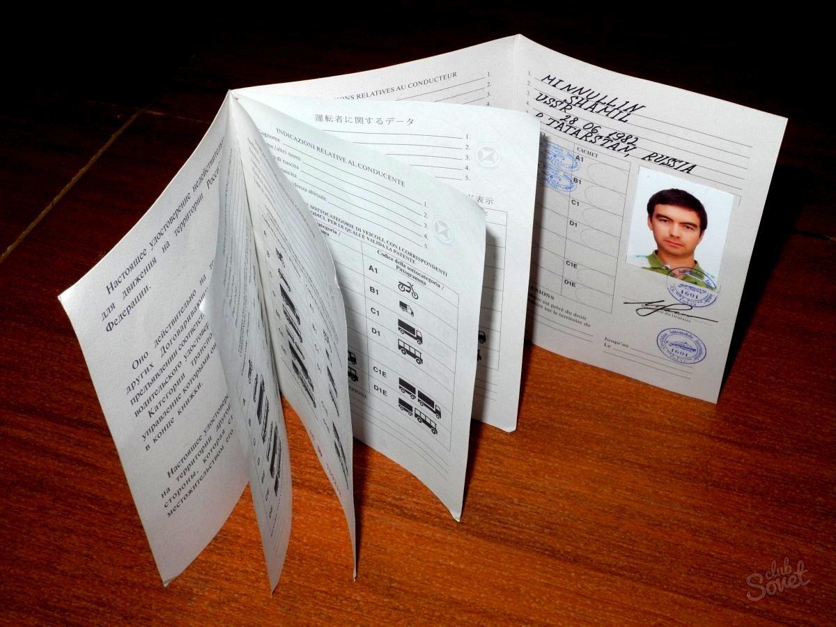 Как проверить водительское удостоверение по базе ГАИ