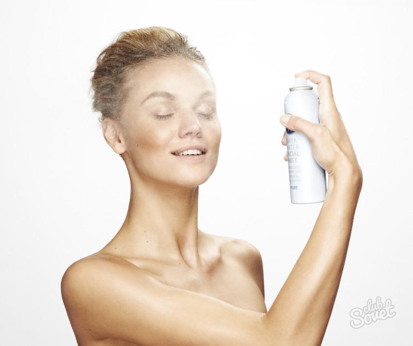 Термальная вода для лица в домашних условиях  694