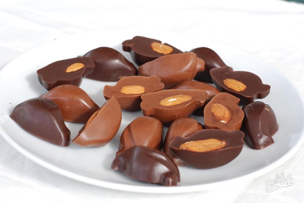 Как сделать самому шоколад в домашних условиях