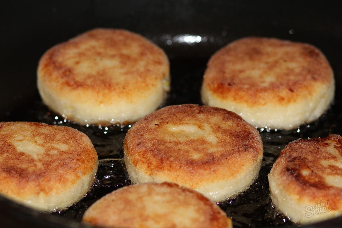 Кулинарные рецепты пошагово сырники