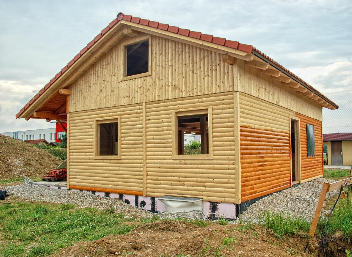 Дизайн деревянных домов снаружи фото