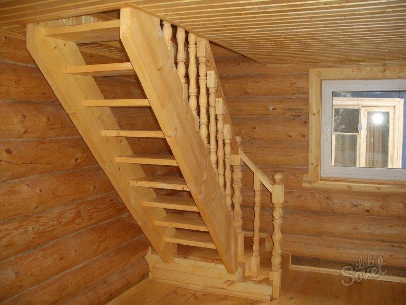 Лестница своими руками инструкция фото