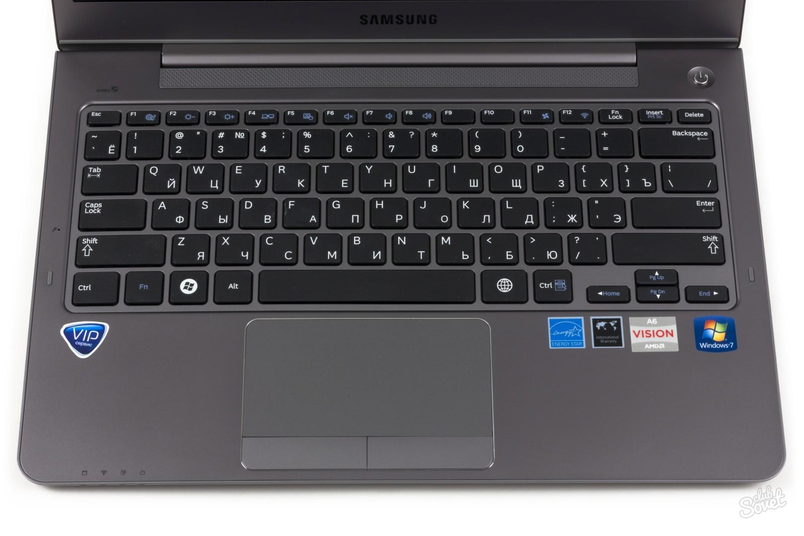 Как в ноутбуке сделать прокрутку