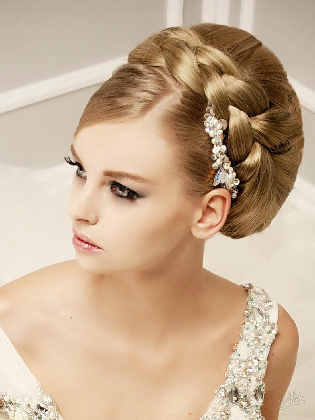 Свадебные прически с фото на все типы волос - Мир Позитива 21