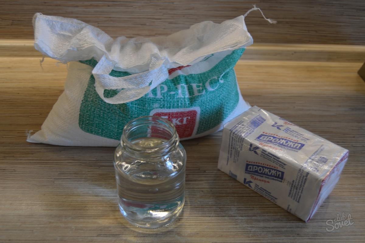 Как сделать брагу из сахара и дрожжи