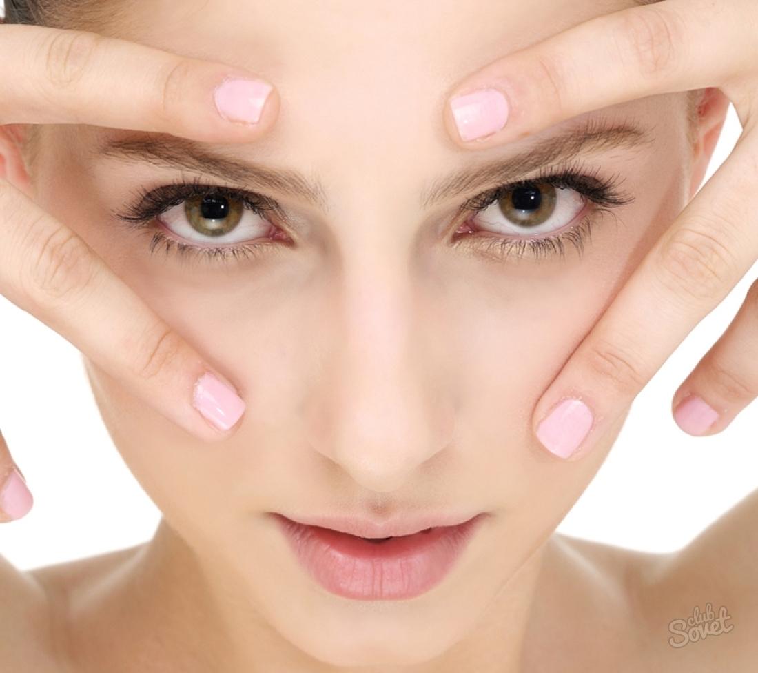 Как сделать глаза моложе в домашних условиях