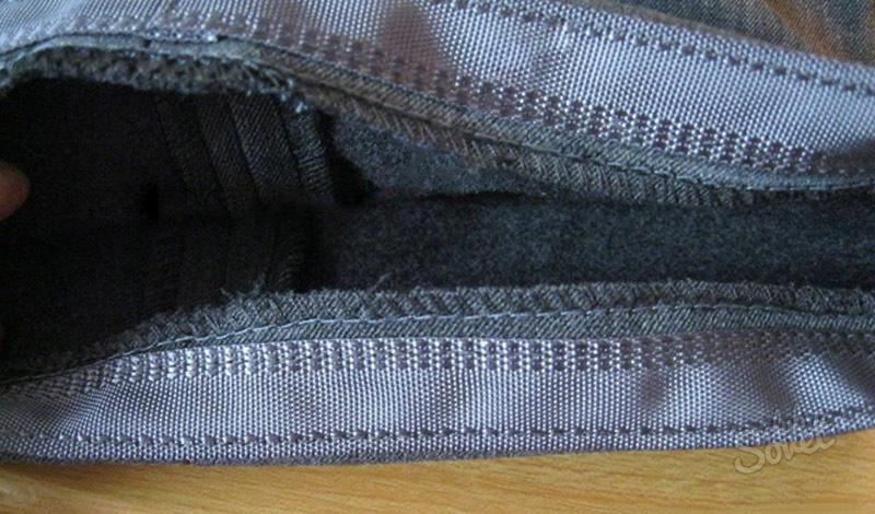 Как сшить брюки без оверлока 30