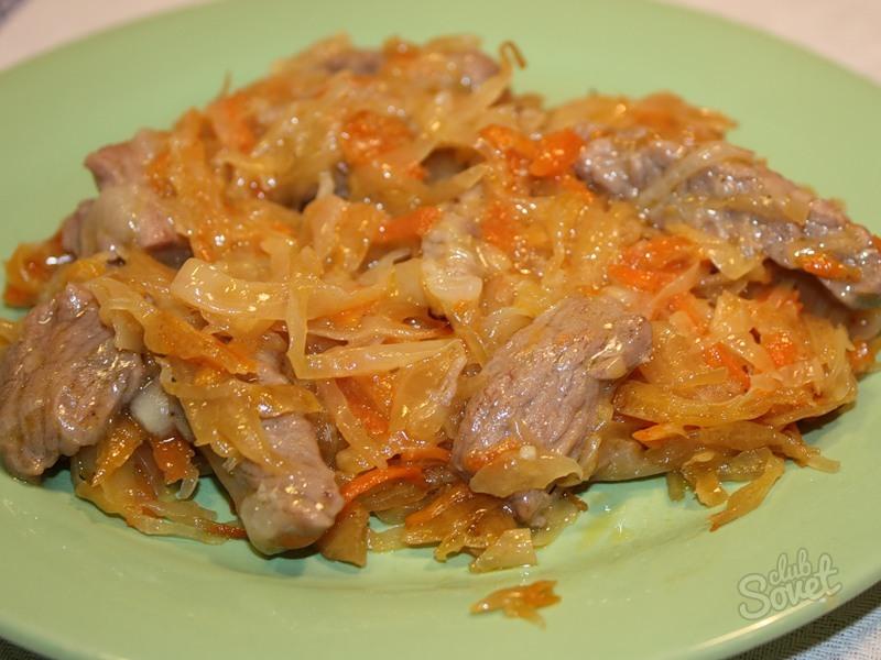 Капуста кабачок картошка рецепт