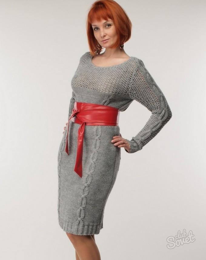 Как уменьшить размер женского платья