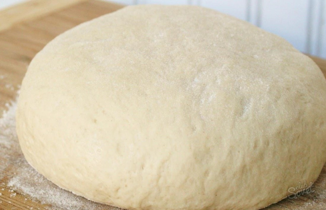 Сделать дрожжевое тесто в домашних условиях 623