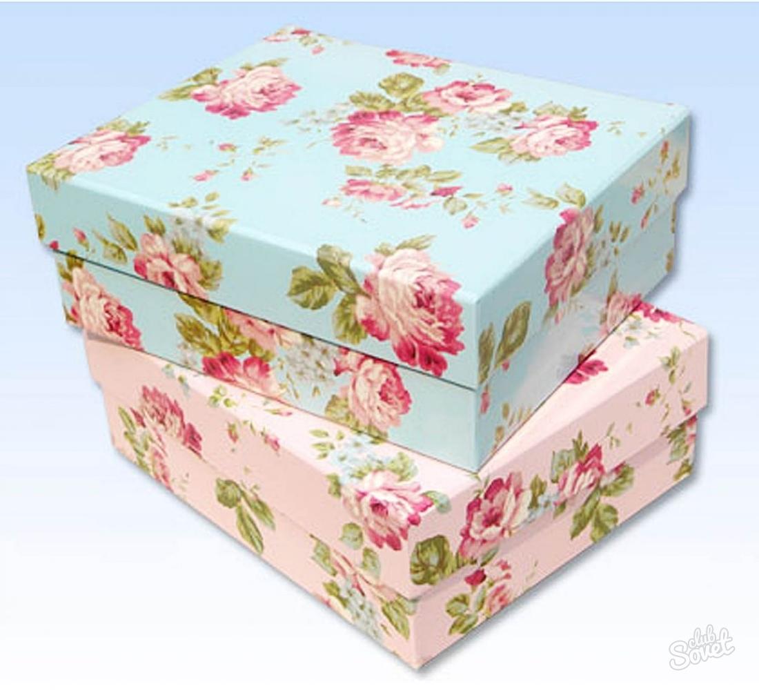 Из чего лучше сделать коробочку своими руками 8