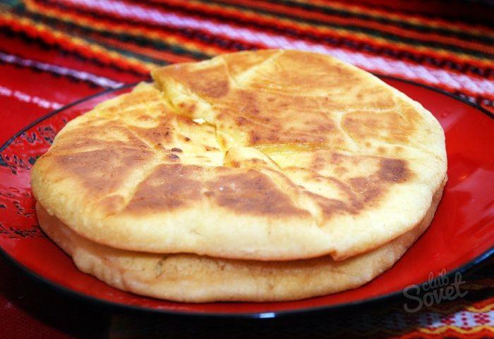 Хачапури в домашних условиях с сыром