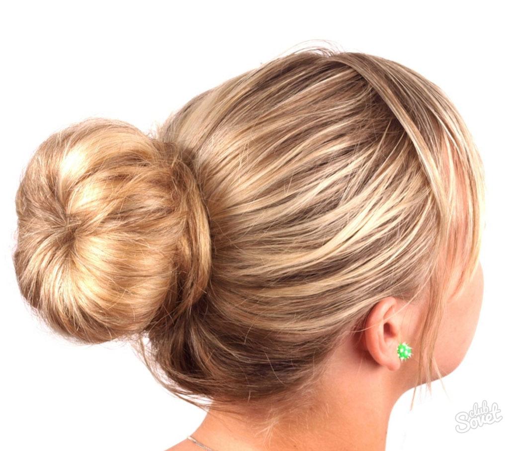 Прическа с диадемой с забранными волосами