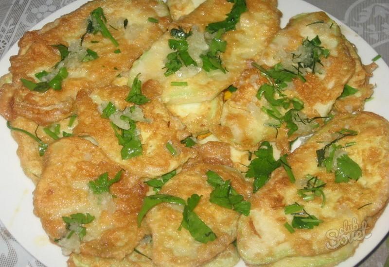 Рецепты блюд из патиссона
