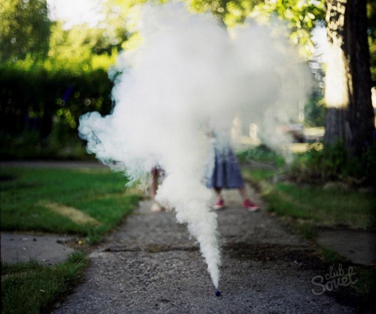 Как сделать аммиачную дымовуху 906