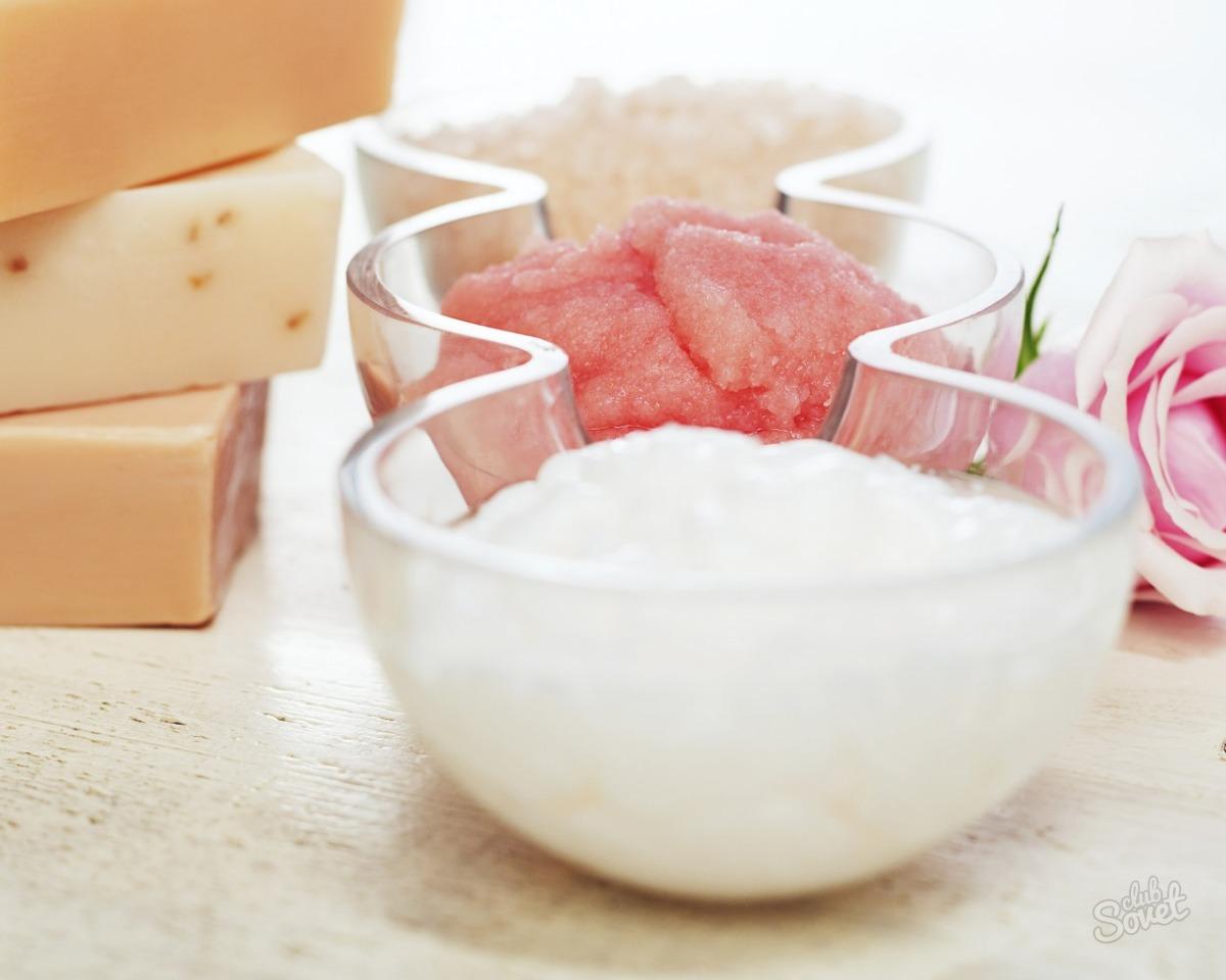 Крем и мыло своими руками в домашних условиях