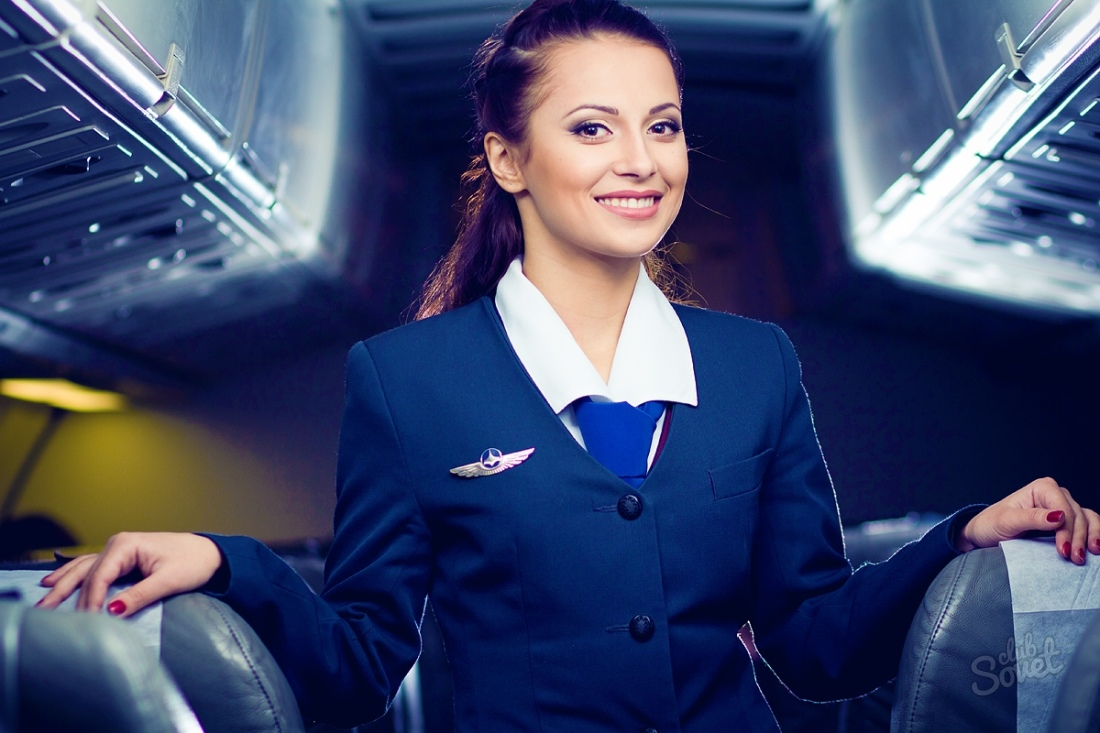 Что надо чтобы быть стюардессой