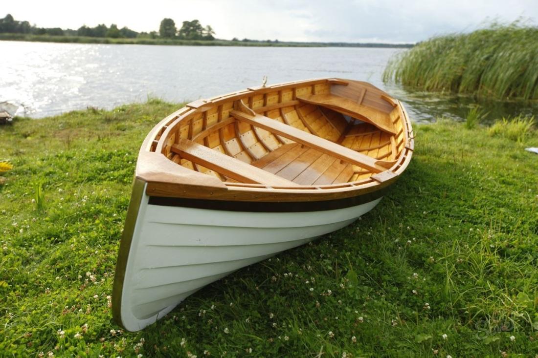 лодка изготовленная своими руками