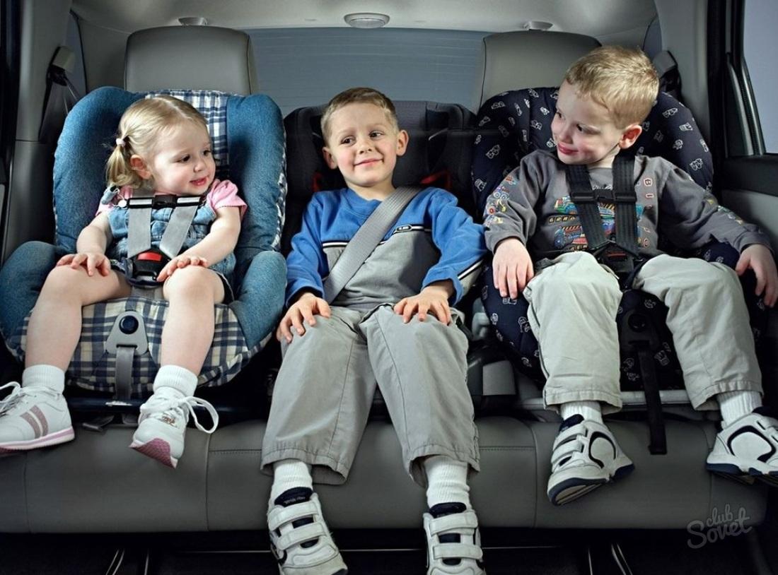 Перевозка детей в автомобиле. Правила перевозки детей 42