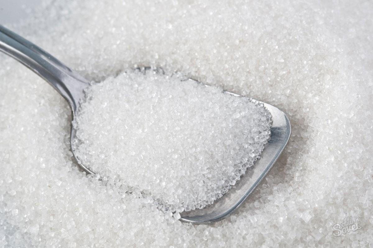Сахарный скраб: рецепт