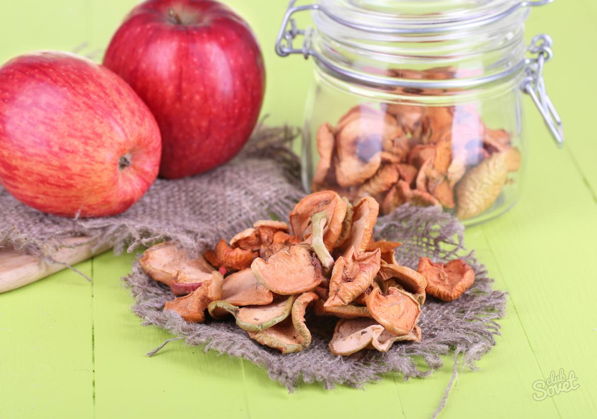 Как в домашних условиях высушить яблоки без сушилки 22