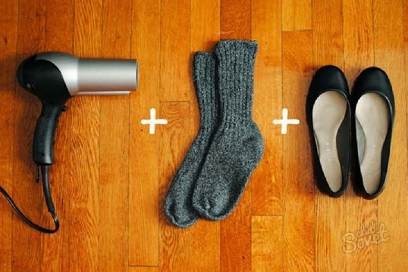 Как растянуть кожаную обувь. Способы растягивания кожаной обуви