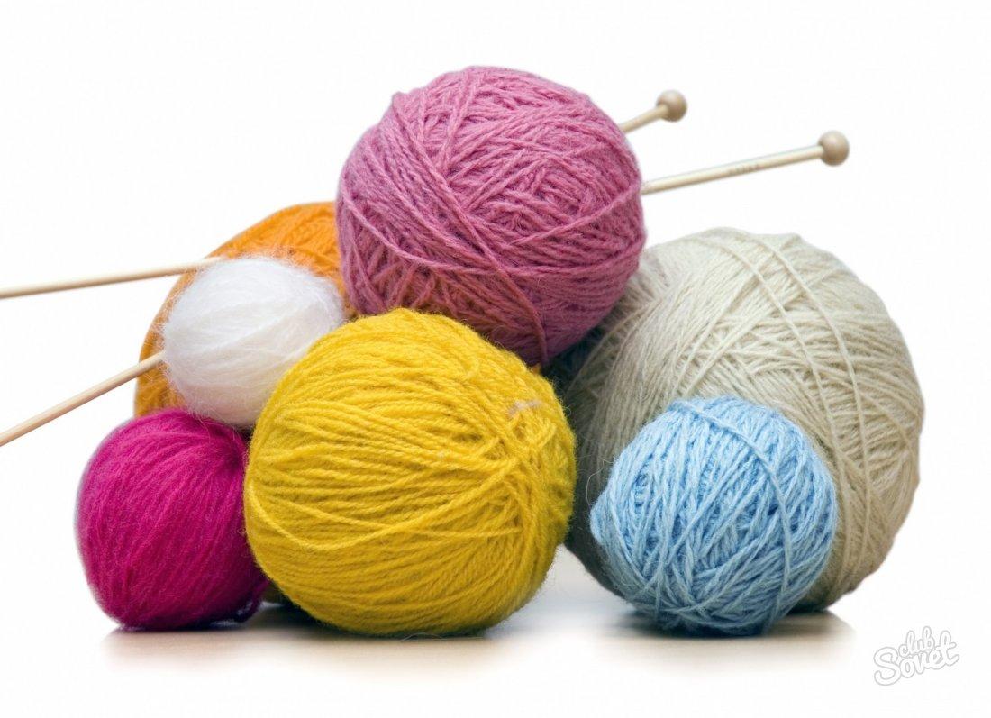 Нитка для вязания которая не скатывается