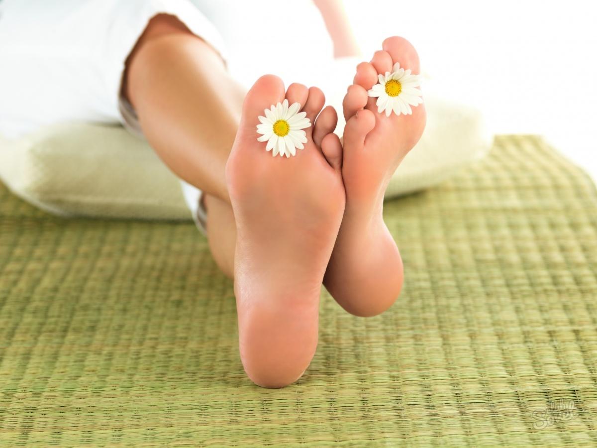 Как сделать мягкими пятки и кожу ступней за 10 минут