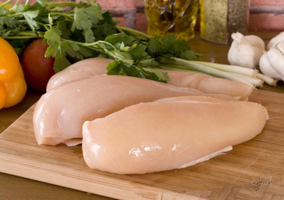 Как приготовить куриную грудку, чтобы она не была сухой The 46