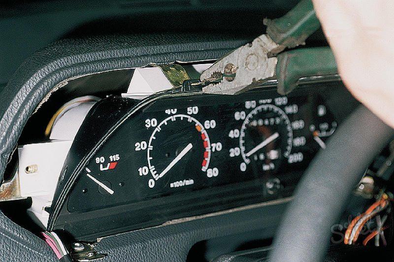 Фото №18 - не работает одометр на ВАЗ 2110