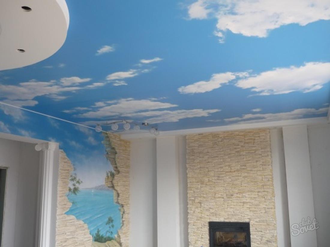 Как сделать самому натяжной потолок. Монтаж натяжного потолка своими руками