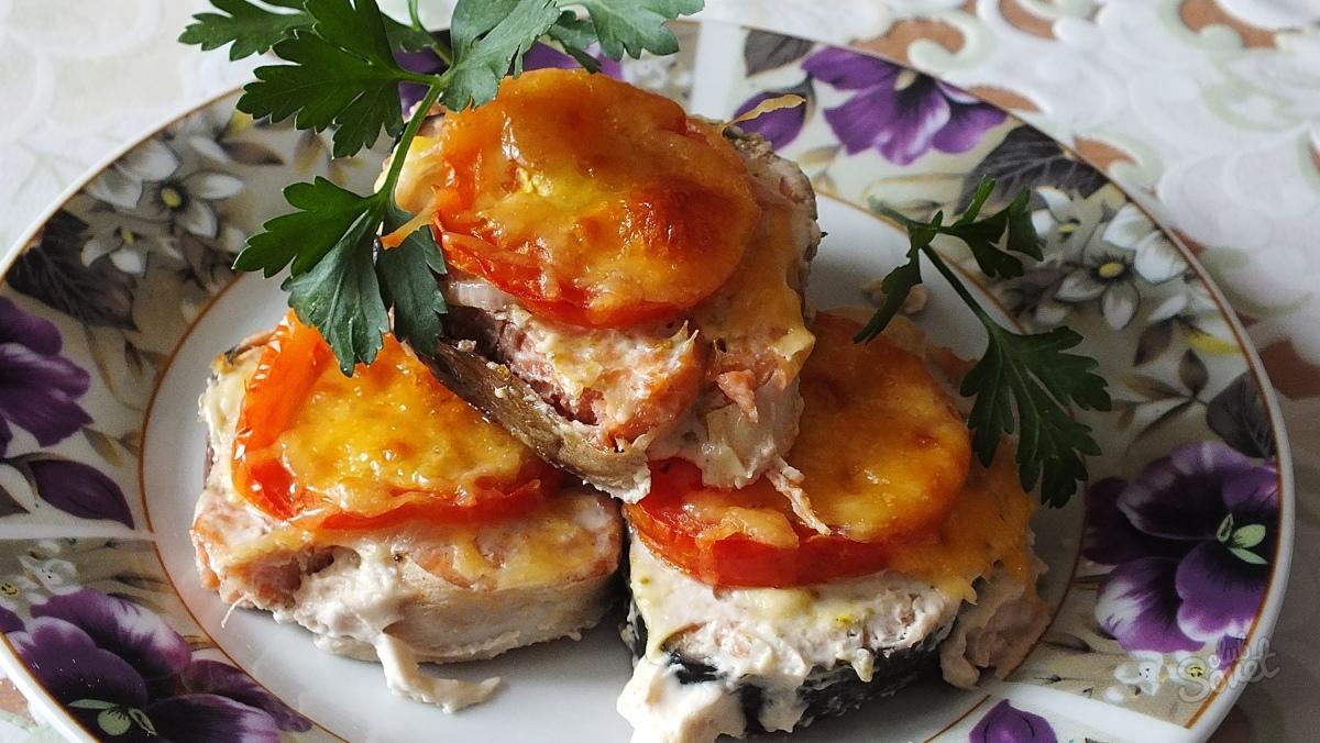 Рецепты запекания в духовке горбуши
