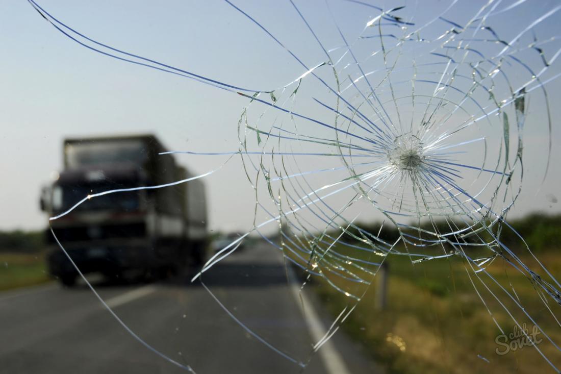 Из разбитого стекла своими руками